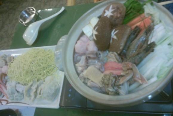 RAIJINNGU鍋