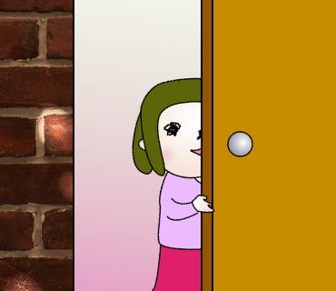 06ドアを開けるとそこには・・・