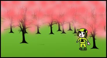 01桜です
