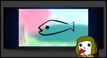 14魚が・・・
