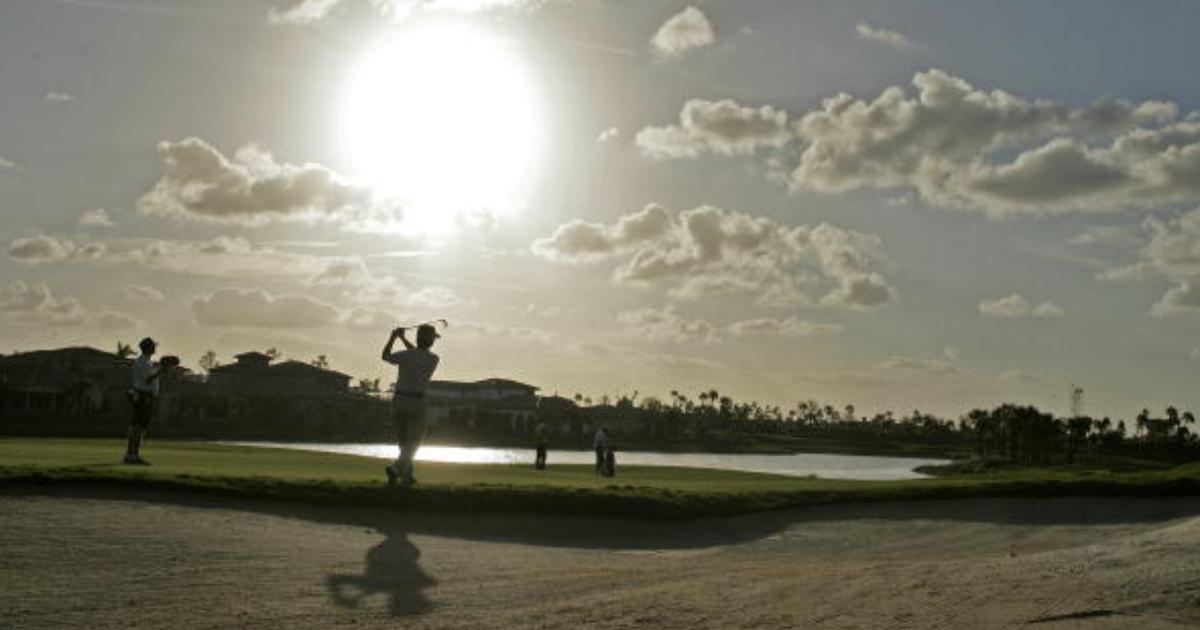 快晴はゴルフ日和では無い!?真夏のカンカン照りが与える影響と対策