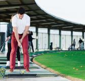ゴルフ施設