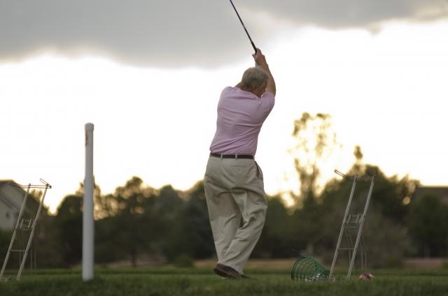 ゴルフ ルーティン