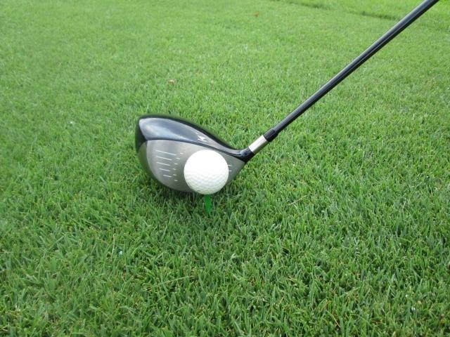 ゴルフ 飛ばし