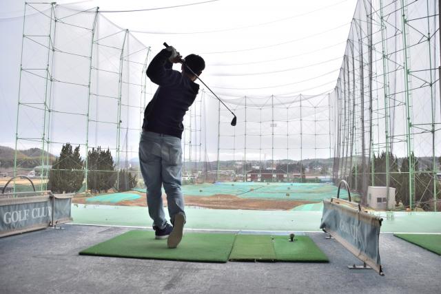 場 ゴルフ 練習