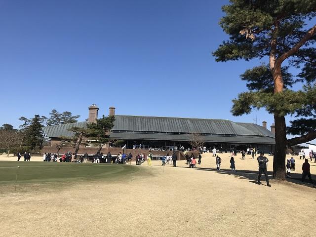 霞が関カンツリークラブ500日前イベント雰囲気